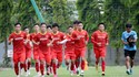 Đội U22 Việt Nam sẵn sàng cho mục tiêu tranh vé tham dự VCK châu Á