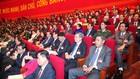 Các đại biểu dự phiên trù bị Đại hội XIII của Đảng. Ảnh: VIẾT CHUNG