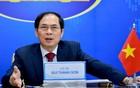 外交部部長裴清山。(圖源:外交部)