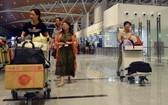 峴港機場的T2新航站樓正式投入運行。(資料圖:Tấn Lực)
