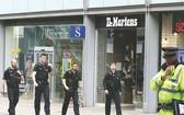 英國警察加強安全警戒。(圖源:互聯網)