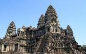 柬暹粒著名景點小吳哥窟迎來眾多遊客。(圖源:互聯網)