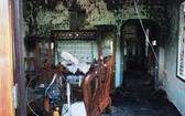 圖為火勢熄滅後的殘骸現場。(圖源:民越)