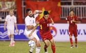 越南隊與約旦隊比賽一瞥。(資料圖來源:互聯網)