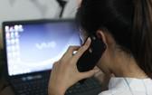 推銷產品的電話越來越多,令消費者不勝煩擾。(示意圖源:互聯網)