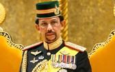 汶萊達魯薩蘭國王哈吉哈桑納爾‧博爾基亞。(圖源:AFP)