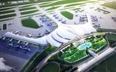 交通運輸部已贊同隆城國際航空港選擇了蓮花建築方案。(圖源:春花)
