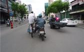 屢見不鮮的交通違規行為。(圖片來源:互聯網)