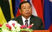 圖為老撾人民民主共和國主席本揚‧沃拉吉。(圖源:AFP)