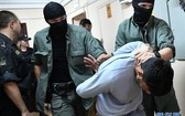 俄羅斯聯邦安全局發佈消息稱,抓獲一個計劃對莫斯科人群聚集地實施恐怖襲擊的團夥。(圖源:新華網)