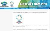 (資料圖源:APEC2017.vn 網頁截圖)