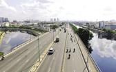 武文傑大道是本市最寬敞的道路之一。