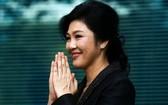 支持者把泰國前總理英祿視為泰國的昂 山素姬。(圖源:互聯網)