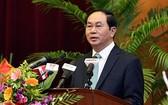 國家主席陳大光。(圖源:互聯網)