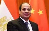 圖為阿拉伯埃及共和國總統阿卜杜勒‧法塔赫‧塞西。(圖源:互聯網)