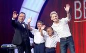 《小小達人秀》是少兒呈現才華的節目。