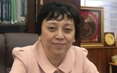 圖為市食品安全管委會主任范慶風蘭。