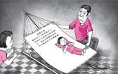 爭取撫養權應考慮孩子利益。(示意圖源:互聯網)