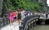 來越國際遊客同比增 28.1%。(示意圖源:互聯網)