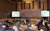 APEC商業諮詢委員會(ABAC)第4次會議現場一隅。(圖源:世峰)