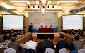 """圖為""""改革社會保險政策-國際經驗與對越南的勸議""""國際研討會現場一瞥。(圖源:ILO)"""