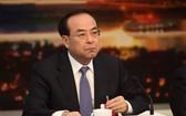 中國重慶市委原書記孫政才。(圖源:互聯網)