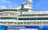 加勒比遊輪遇腸胃病毒 三百多乘客集體感染。(圖源:互聯網)