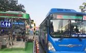 新巴士調度站為民眾提供更好的服務。(圖源:國雄)
