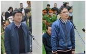 左圖為被告丁羅昇,右圖為被告鄭春清。(圖源:互聯網)