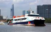 GreenlinesDP即將開通白騰-芹耶-頭頓高速汽艇航線。(示意圖源:交通報)
