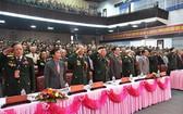 """圖為順化市舉行的""""1968戊申年之春總進攻和起義""""50週年紀念的傳統會晤現場一隅。(圖源:光道)"""