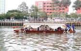 西貢旅遊總公司繼續開發江上遊覽新航線。圖為饒祿涌上遊船遊覽航線。(示意圖源:互聯網)
