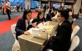 平仙公司代表與泰國企業對接。