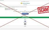 越南航空公司勸喻顧客,對於來歷不明網頁的促銷資訊提高警惕和不分享個人資訊、賬戶資訊或登入這些網頁。