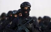 沙特首度公開招募女兵。(圖源:路透社)
