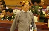 緬甸聯邦共和國眾議院議長特昆繆。(圖源:互聯網)
