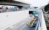 美水交通樞紐隧道讓桔萊港區域的交通更順利。