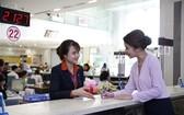 西貢商信商業股份銀行(Sacombank)發行7年(84個月)期限的存款證,年息達8.5%,最小面值100萬元。(示意圖源:互聯網)