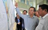 國會副主席馮國顯指導富國特區發展工作。