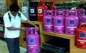 12 公斤裝瓦斯每瓶上漲 1 萬元。(示意圖源:互聯網)