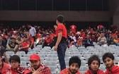 伊朗女子喬扮男裝看足球比賽遭罰款。