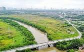 團委新順公司向嘉萊國強股份公司轉讓位於芽皮縣福景鄉的地塊。(圖源:人民電子報)