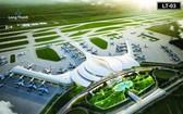 ACV公佈了隆城國際航空港項目的中標承包商。圖為隆城機場效果透視圖一隅。(示意圖源:互聯網)