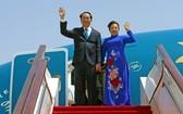 國家主席陳大光偕夫人將從本月29日至6月2日對日本進行國事訪問。(圖源:顏創)