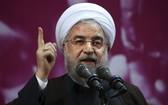 伊朗總統魯哈尼。(圖源:AP)