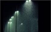 夏夜聽雨。(示意圖源:互聯網)