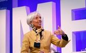 國際貨幣基金組織(IMF)總裁拉加德。(圖源:路透社)