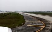 圖為內牌機場的滑行道一段。(圖源:俊馮)
