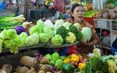 持續降雨,大勒蔬菜售價遞增。(示意圖源:互聯網)