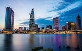 本市入選亞洲最佳旅遊目的地。圖為胡志明市暮色一瞥。(圖源:互聯網)